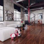 Mieszkanie z charakterem – sposób na dynamiczne wnętrze