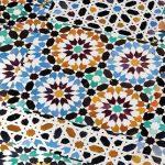 Powiew orientu – panele podłogowe jak mozaika