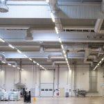 ES-SYSTEM oświetlił fabrykę wyrobów czekoladowych Wawel S.A.