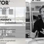 Comitor i Küppersbusch na Łódź Design Festival