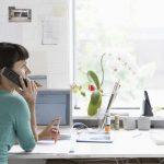 Domowe biuro dla freelancerki