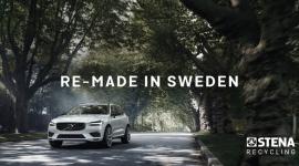Re – made in Sweden. Stena Recycling i Volvo Cars ze wspólną kampanią Surowce, BIZNES - Ruszyła wspólna kampania wizerunkowo-edukacyjna Stena Recycling, firmy zajmującej się recyklingiem i profesjonalnym zarządzaniem odpadami oraz producenta samochodów – Volvo Cars. Celem kampanii jest uświadomienie jak cennym źródłem surowców wtórnych są samochody.