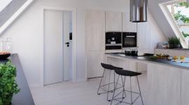 Wnętrza w bieli i czerni, czyli aranżacyjne klasyki Dom, LIFESTYLE - Czerń i biel to klasyczne kolory, które stanowią bazę do zaaranżowania przestrzeni ze smakiem. Wprowadzają do domów niewymuszoną elegancję oraz pięknie łączą się z drewnianymi i kamiennymi elementami wykończenia.