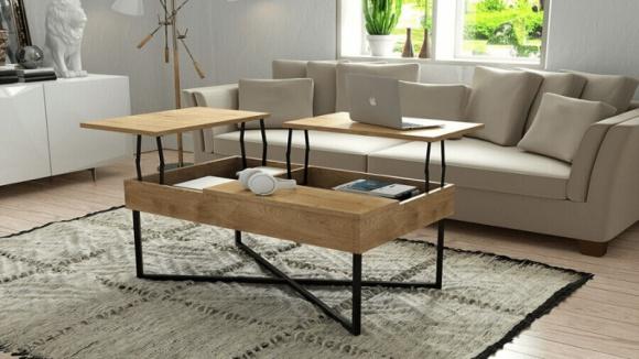 Drewniane stoliki kawowe – naturalna elegancja, która nigdy nie wychodzi z mody Dom, LIFESTYLE - Drewniany stolik kawowy – z pozoru niewielki element wystroju salonu, który w rzeczywistości może nadać wyjątkowego charakteru całej aranżacji. Jego forma zawsze przyciąga wzrok, a charakterystyczne obrazy usłojenia mają ogromne walory dekoracyjne.