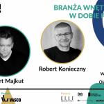 Robert Konieczny i Robert Majkut gośćmi webinaru OKK! design