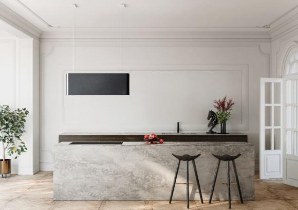 W nastroju na gotowanie. Okap Mood w nowej odsłonie. Dom, LIFESTYLE - Trend przenikania się funkcji i pomieszczeń mocno wpłynął na sposób projektowania kuchni. Obecnie, gdy coraz częściej decydujemy się na połączenie jej z salonem, znacznie wzrosła rola okapu.