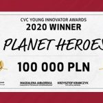 Startup Planet Heroes nagrodzony w konkursie organizowanym przez MIT Enterprise