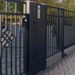 W dobrym stylu - ogrodzenie Jaspis marki Plast-Met Systemy Ogrodzeniowe