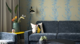 Małe mieszkanie – duże aranżacyjne wyzwanie Dom, LIFESTYLE - Będąc posiadaczem niewielkiego metrażu, często zastanawiamy się jakie meble wypoczynkowe najlepiej wpiszą się w rozmiary naszego salonu.